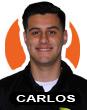 Driving Instructor Carlos