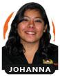 Driving Instructor Johanna